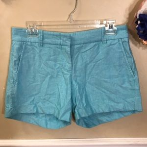 J. Crew Factory City Fit oxford chino short